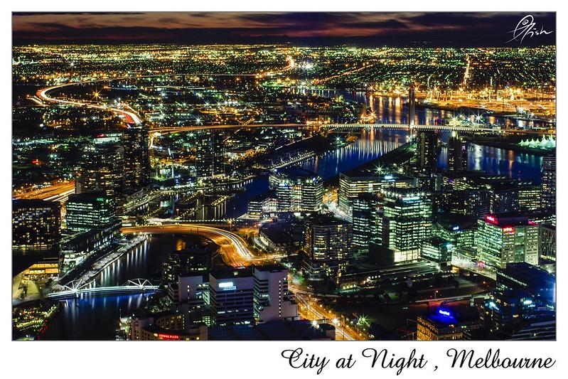 南國之夜 墨爾本