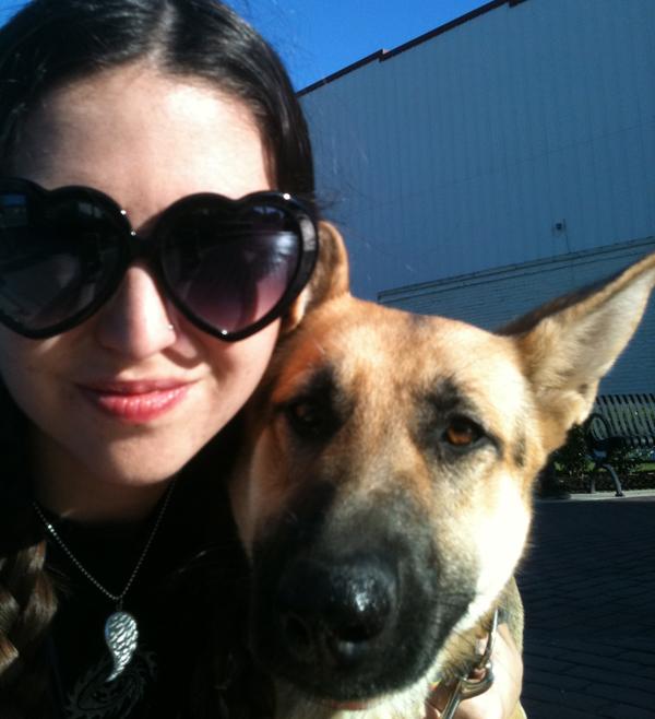 Gypsy and I