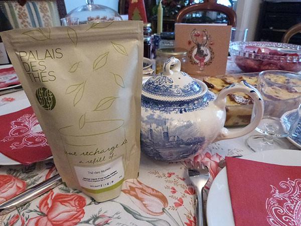 thé des Moines