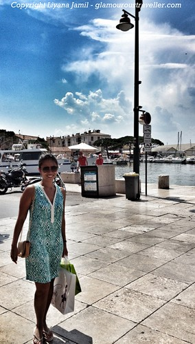 BlueDress_St Tropez_France