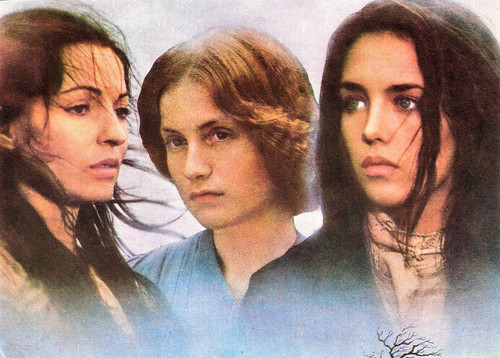 Marie-France Pisier, Isabelle Huppert and Isabelle Adjani in Les soeurs Brontë