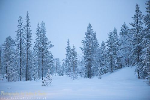 finland lapland enontekiö