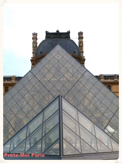 Louvre Pyramides