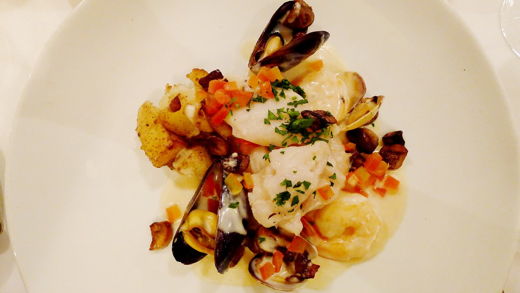 Bistro Pastis Vancouver Dine Out 2014