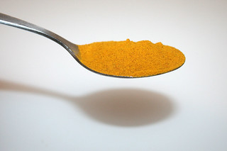 10 - Zutat Kurkuma / Ingredient curcuma