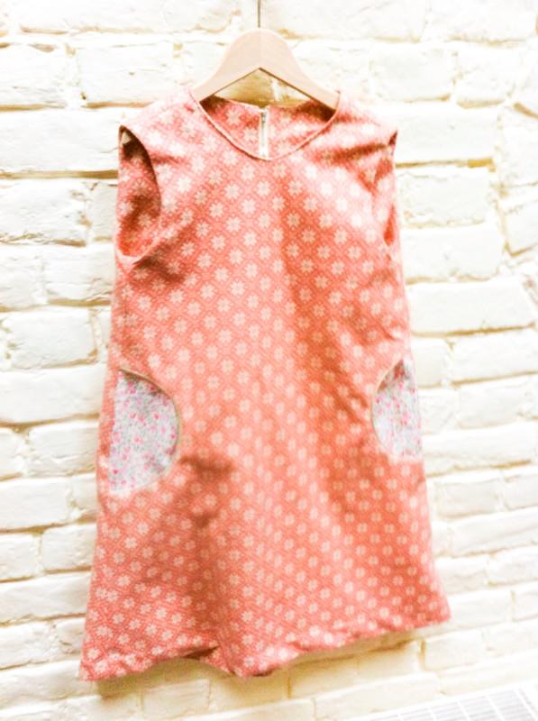 Robe chasuble par frikadel