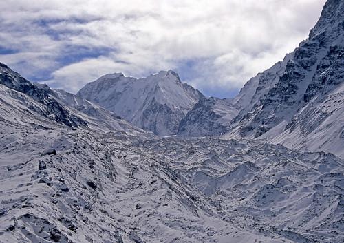 nepal kanchenjunga kangchenjunga