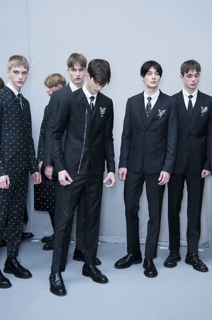 FW14 Paris Dior Homme230_Dominik Sadoch, Albert Razumov, Frederik Ruegger, Timur Simakov, Gustaaf(fashionising.com)
