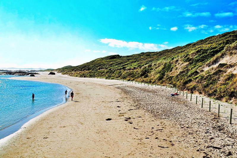 Playa en Denmark Australia