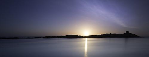 longexposure ireland sunrise dalkey dalkryisland