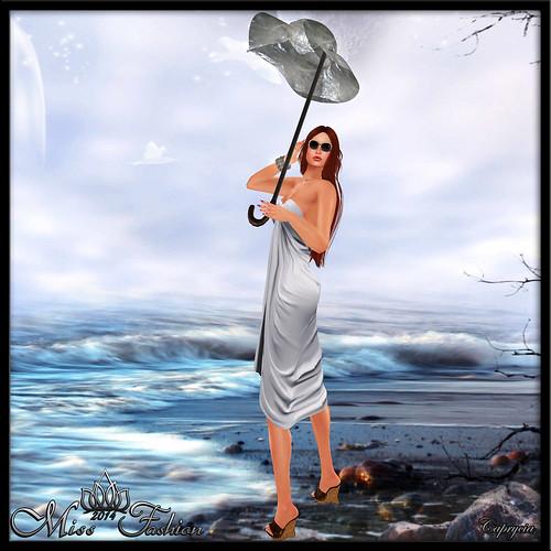 Miss Fashion - Round 4 - Caprycia Resident by Caprycia ♕VeraWangMF2014♕