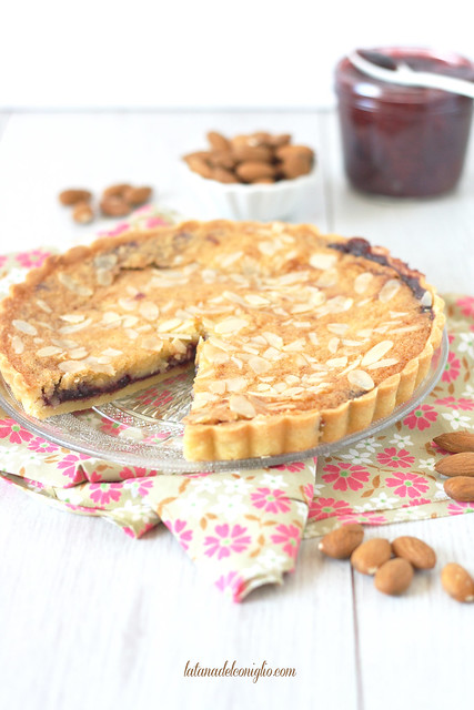 The Bakewell Tart