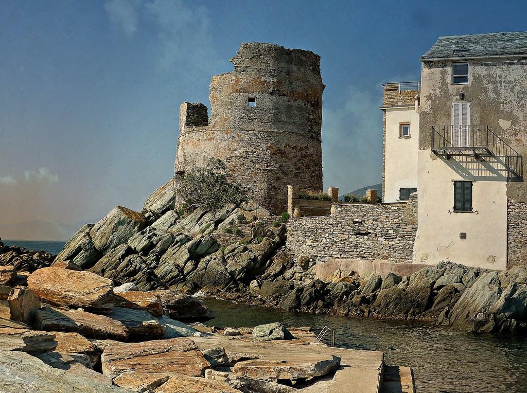 Korsika , unterwegs im NO von Korsika, 11008/3133
