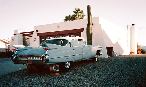 Cadillac Project in Lake Havasu CIty.