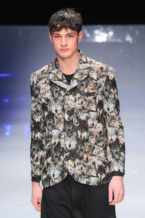 FW14 Tokyo KIDILL118_Duncan Proctor(Fashion Press)