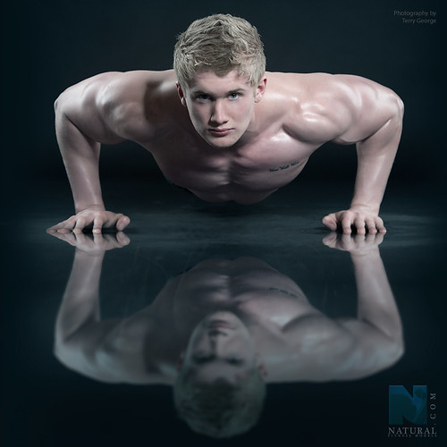 Zac Aynsley Natural Fitness Models 1