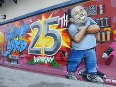 Scrap Yard 25th anniversary