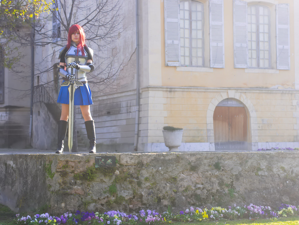 related image - Shooting Erza Scarlet - Faiy Tail - Jardin de la Magalone - Marseille - 2017-02-24- P2000289