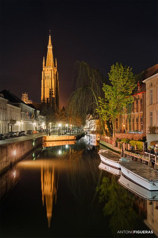 Brugge - Dijver Canal