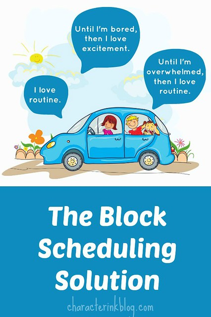 The Block Scheduling Solution