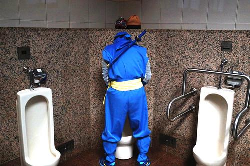 Japan, Weakness Of Ninja