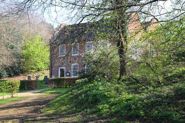 Oulton chapel 1728