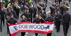 The Edgewood Marching Mustangs [St. Patricks Day Parade In Dublin - 2017]-126084