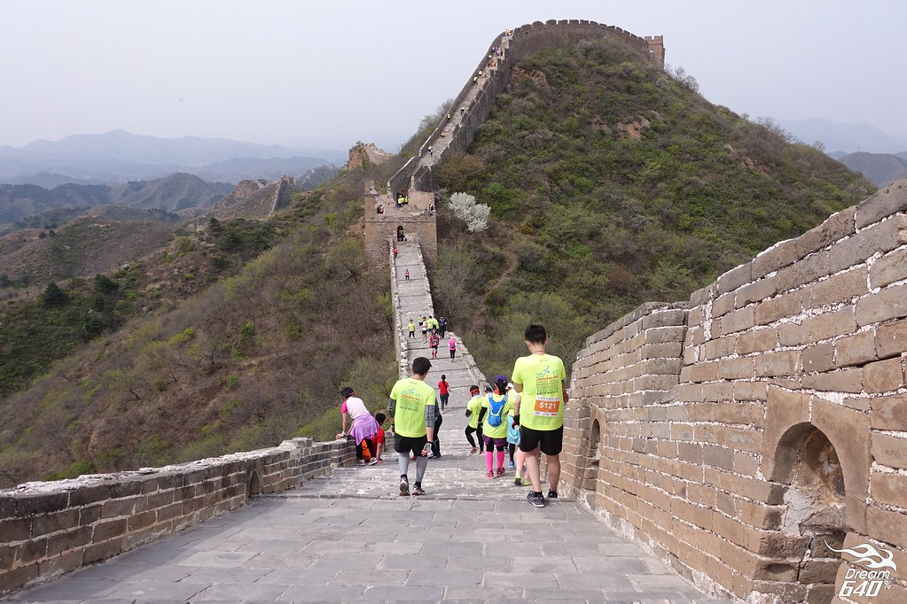 北京金山嶺長城馬拉松-034