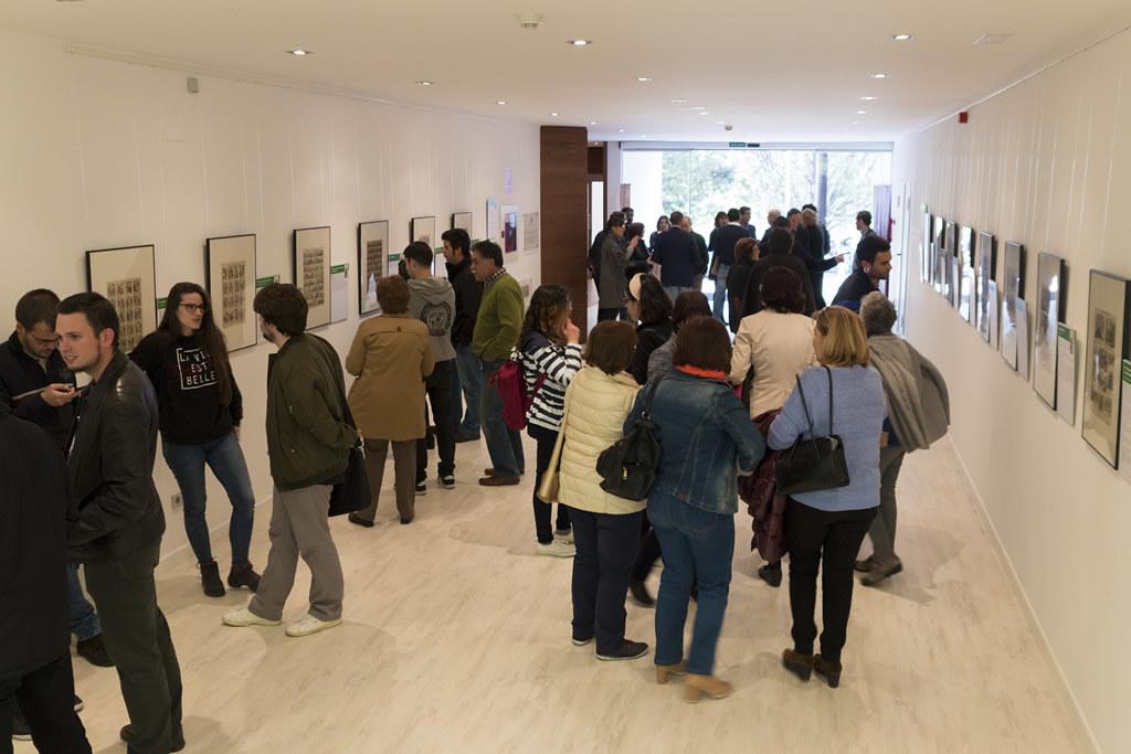 Exposición Cuentos de la Vieja Europa