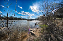 Rappahannock River Stafford side [HDR]