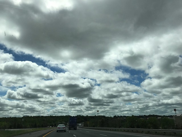 Cloud - Sky Sky Transportation Road Day Car Land Vehicle Mode Of Transport No People Outdoors Scenics Storm Cloud Nature Beauty In Nature Tree JustGPhotos Art Is Everywhere Beauty In Nature