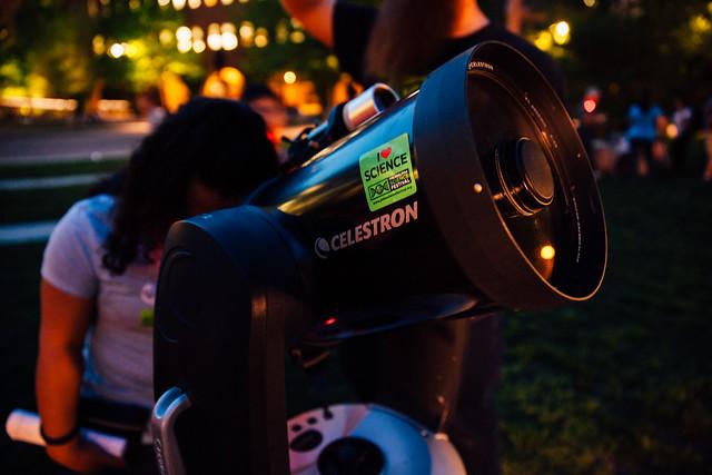 Astronomy Night 2017