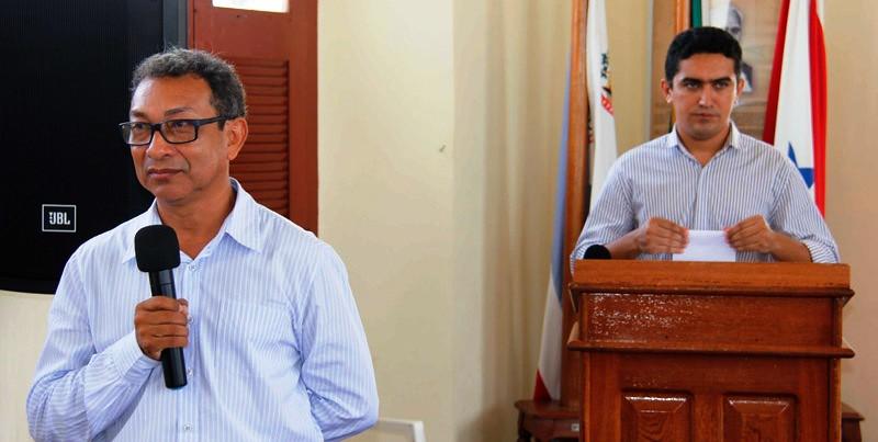 Lotação da Ascom aumenta 500% com Chico Alfaia, em Óbidos, Chico Alfaia, prefeito de Óbidos
