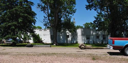 lodgepole nebraska midwest roadtrip motel motorcourt autocourt lincolnhighway