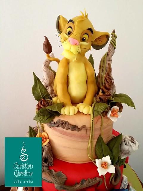 Cake by Christian Giardina - Cake Artist