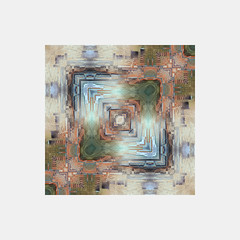 soa | glitch mandala I