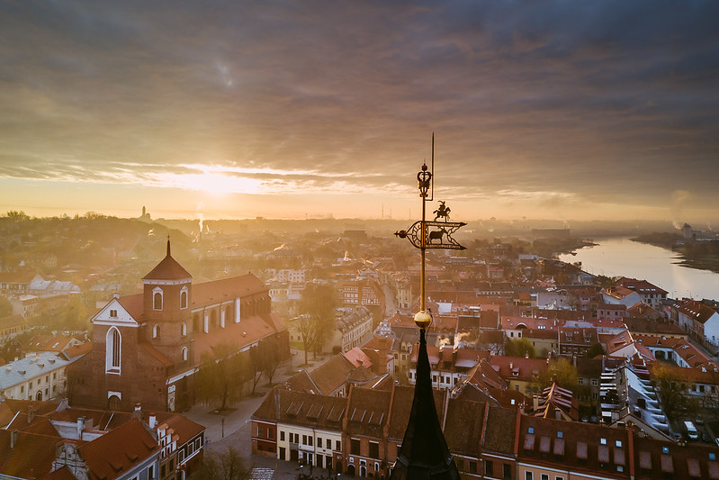 Wind Direction | Kaunas Aerial #104/365