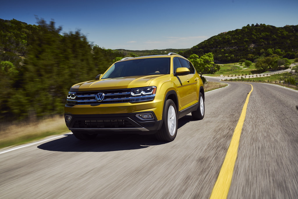 2018 VW Atlas