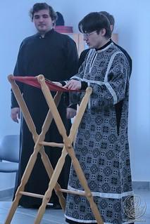 Литургия в Спасском соборе 12