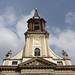 Berlin Parochialkirche mit rekonsturiertem Turm 2016 by Wolfsraum