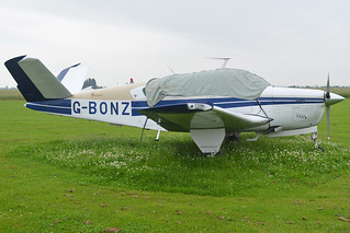 Beech V.35B Bonanza 'G-BONZ'