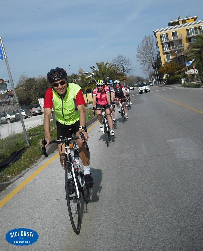 2017 Bici Gusti Gourmet Ride