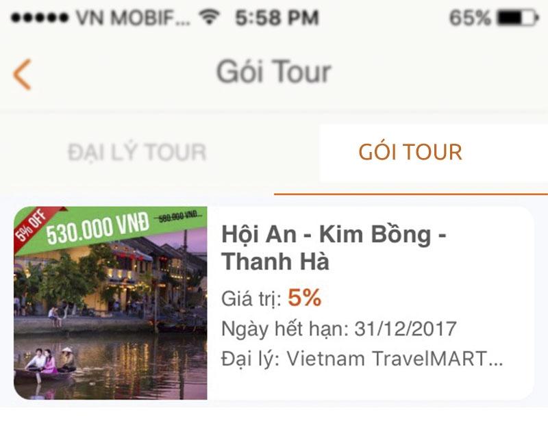 Vietnam TravelMART JSC | Giảm 5% Tour Hội An - Kim Bồng - Thanh Hà 5