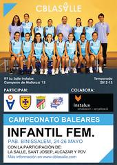 2012-13 IFF Campeonato Baleares