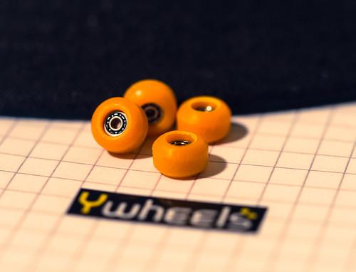 YWheels - Y2 Orange DualA