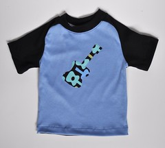 Magic Guitar Raglan Tee *3T*