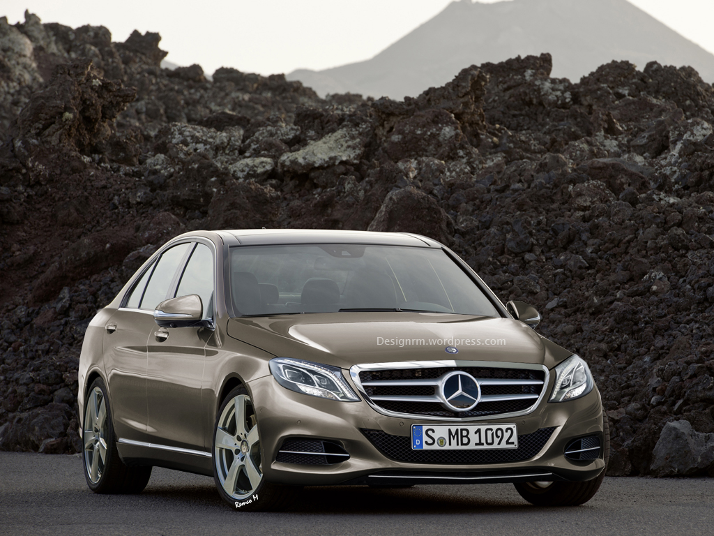 2015 mercedes benz c class w205 carspyshots. Black Bedroom Furniture Sets. Home Design Ideas
