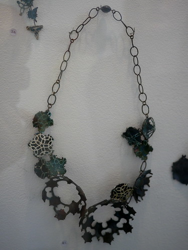 Glasgow School of Art - Jewellery and Silversmithing Degree Show 2013 - Mairi Collins - 2