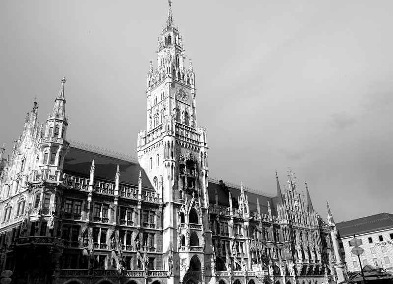 My walk thru Munich City