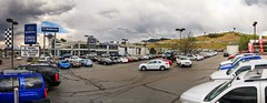 Pre-Owned lot Panoramic